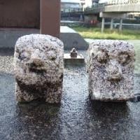 """""""小さな石像"""""""