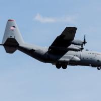 2月26日 横田基地 C-130
