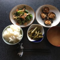 昨日の食事を振り返る  ④