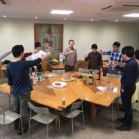 東京ヤングジュオン18期実践編報告会&いなおインターンお疲れ様会(3/20)