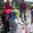 増田川の清掃活動