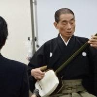 86歳のパワー 最果ての地で生まれた津軽三味線という文化