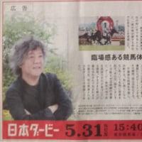 2015 第82回 日本ダービー 新聞広告その3
