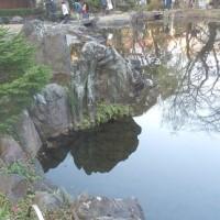 神池庭園(靖国神社)
