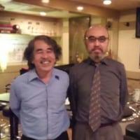 川下直弘氏とセッション
