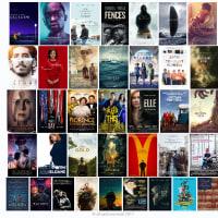 2017年の第89回アカデミー賞 - 主要部門の有力候補予想 - 日本公開カレンダー