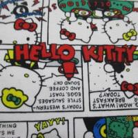 【静電気・電磁波対策:スマホ電磁波対策の生地はKITTYちゃんの絵柄です。】キティちゃんの生地を使っての商品は禁止らしい。