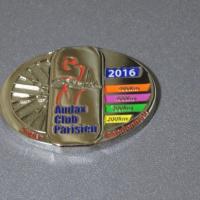 2016のSRメダル