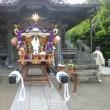 鎌倉腰越小動神社 天王祭 出御祭