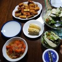 ズッキーニはフライが旨い ! ー自家栽培野菜#1