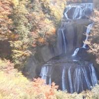 袋田の滝から月居山へ