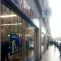 Eurostoreの別店舗に行ってみた。