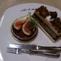 大阪・堂島へケーキを食べに行きました