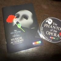 オペラ座の怪人7月2日(日)マチネ バックステージツアー参加