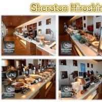 シェラトングランドホテル広島(sheraton-hiroshima)親族で新年会 北海道フェアーバイキング豪華すぎ