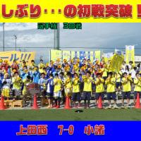 上田西サッカー部応援ブログ2016