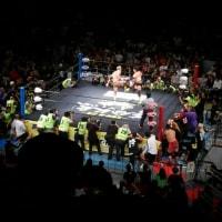 昭和プロレスファン最後の幸せな日 天龍源一郎引退試合、革命終焉