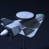 グローリアス級宇宙空母(改アマギ級宇宙空母) 後編2