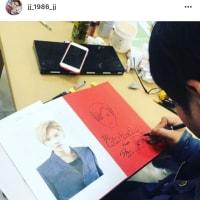 2017/04/27  ジェジュン  Instagram