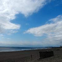 秋の湘南散歩~辻堂海岸から江ノ島へ
