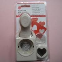 マーサスチュワートのスタンプ&パンチパック・love letters<shopWA・ON>