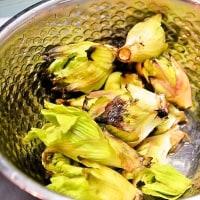 ふき味噌と桃っチリ
