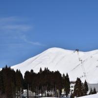 春スキー1日目