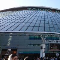 東京ドームに『COLDPLAY』