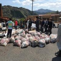 八東川清掃ボランティア