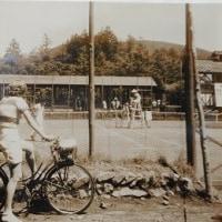 軽井沢のいろいろ 軽井沢でテニス・・