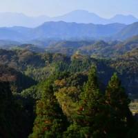 竹田市の岡城跡からp6 ラスト(D5500,18-140mm)