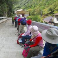 27 竜山・中野山・二艘木(490・580・290m:安芸区)登山  登山口への道路