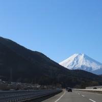 元日の富士山 2017