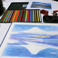 「水彩色鉛筆教室」&「宝和洋画会」A 新年会