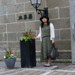 小樽・堺町商店街通りを歩く①北菓楼カフェでひとやすみ