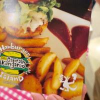 【沖縄●名護】「キャプテンカンガルー 名護店」のやんばるチーズステーキバーガー