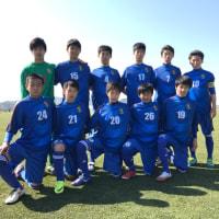 九州クラブユース(U-18)サッカー選手権大会 vsギラヴァンツ北九州U-18