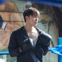 JYJ ジェジュン、ボクサーに変身!引き締まった体に視線集中…GUMMYの新曲MVに出演