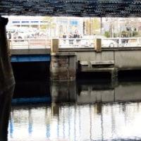 2017・2・24 テキトーに渡るおばさんの橋 横浜の架替関東大震災復興橋梁・慶運橋と浦島寺・慶運寺