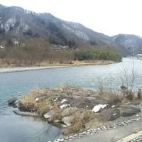 2017年解禁直前の犀川