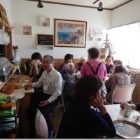 ▲10月18日、れんこん村のコミカフェ開催