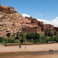 鏡川とカワセミ・瓶ヶ森・旅の思い出(モロッコ)