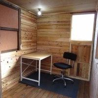 書斎(庵)作り 10 内装および付帯工事