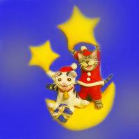 クリスマススター♪