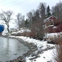 Skagern座礁 スエーデン
