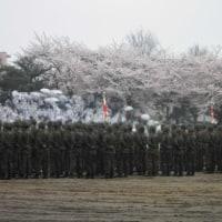 平成29年第1師団創立・練馬駐屯地創設記念行事(2017年4月9日)