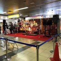 祝!北海道新幹線開業1周年!!いくべぇ札幌に登場だべぇヽ(*´∇`)ノ
