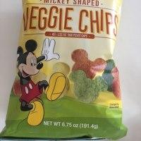 ミッキーの野菜チップス