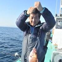 3月5日はコマセ五目と中・深場のリレー釣り