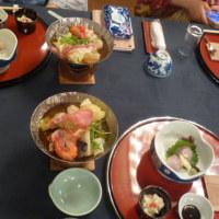 天空ホテル海廬(かいろ)の晩御飯☆小豆島にて♪